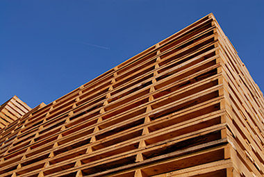 Palnet recycled pallets repair program